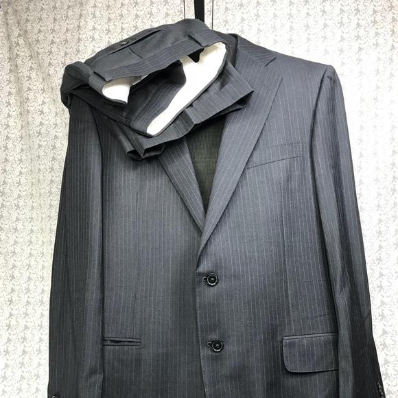 cb5efb09 Men's Ermenegildo Zegna TROFEO 100% Wool Suit 42US